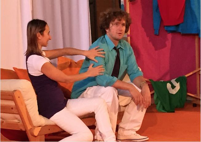 """Theater EUKITEA - """"Grenzgefühle"""" - ein Theaterprojekt zur Prävention von Grenzverletzungen bei Jugendlichen"""