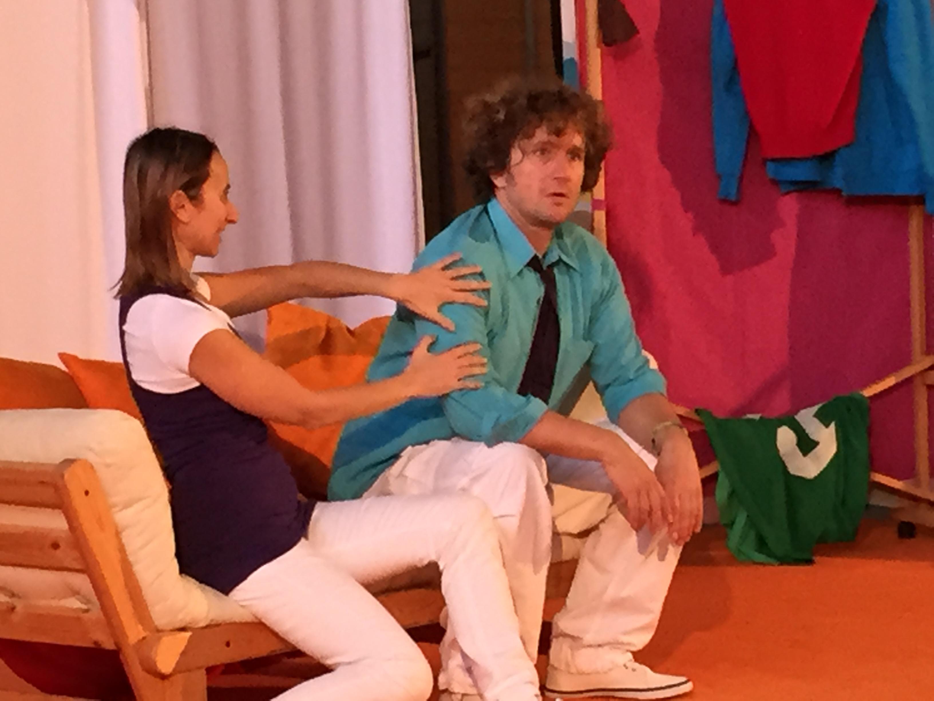 Grenzgefühle- Theater EUKITEA