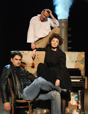 """""""Play Strindberg"""" Rustaveli Staatstheater, Georgien"""