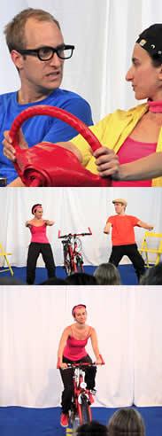 Let´s go! EUKITEAs Theaterstück rund um bewusste und nachhaltige Mobilität