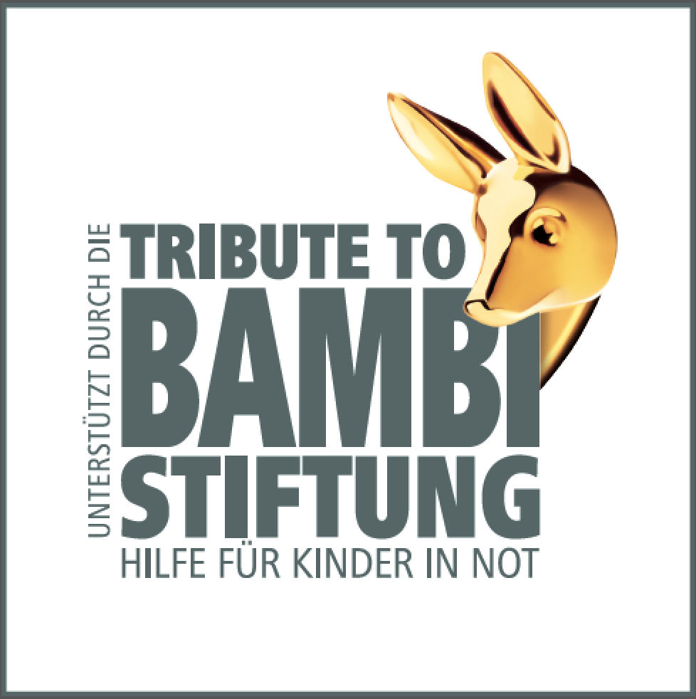 Tribute to Bambi Stiftung Logo