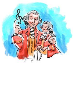 Kinderkonzert Leopold Mozart