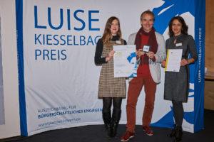 Luise Kiesselbach Preis 2019